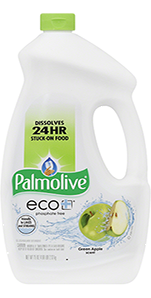 Palmolive eco Green Apple Scent
