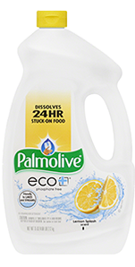 Palmolive eco Lemon Splash Scent