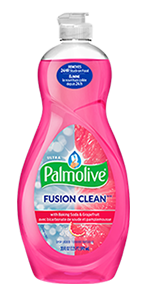Palmolive Ultra Fusion Clean with Baking Soda and Grapefruit